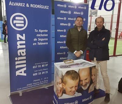 Álvarez & Rodríguez Gestión Global, patrocinadores del I Open Pádel Afive
