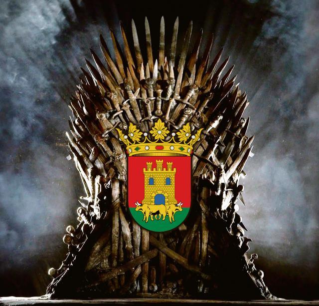 El JUEGO de TRONOS talaverano: ¿quién es quién de cara a las elecciones municipales?