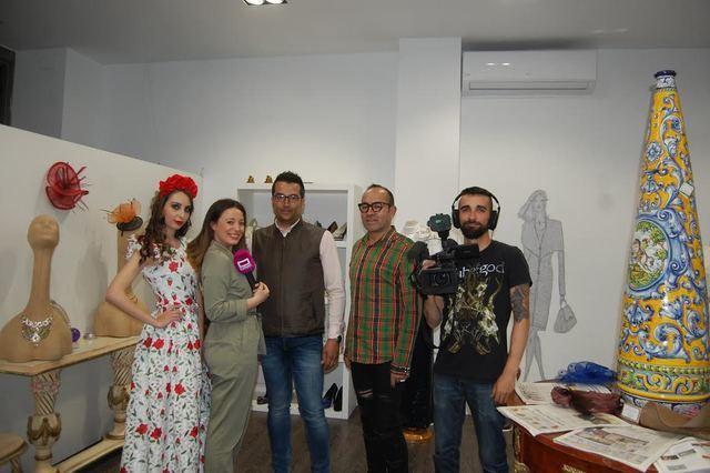 'Germán Cardona, Alta Costura', protagonista del programa 'Ancha es Castilla-La Mancha'