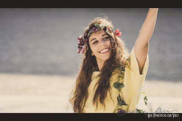 """La talaverana Nerea Ruiz, bailarina en Puy du Fou Francia: """"Me encantaría ser responsable de algún espectáculo en Toledo"""""""