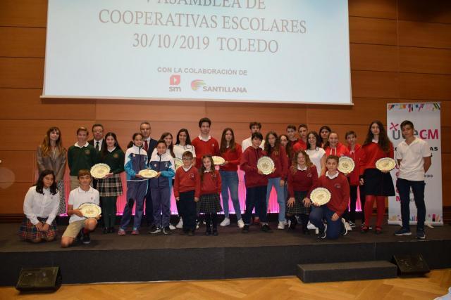 """Los Cooperativas Escolares presentan sus """"ideas de éxito"""""""