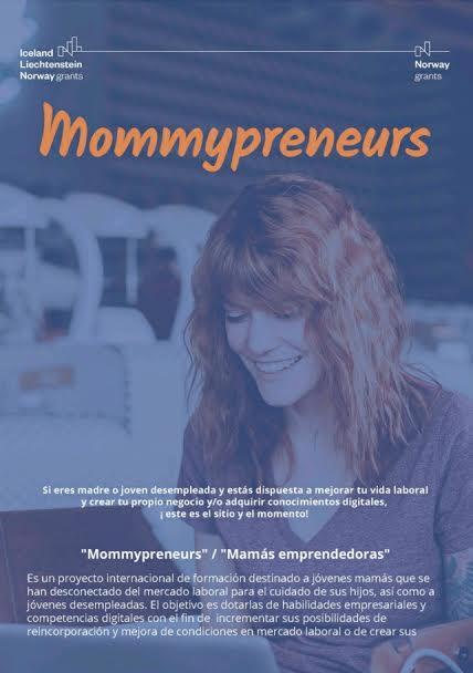 TALAVERA | Abierto el plazo de inscripción del proyecto internacional Mommypreneurs