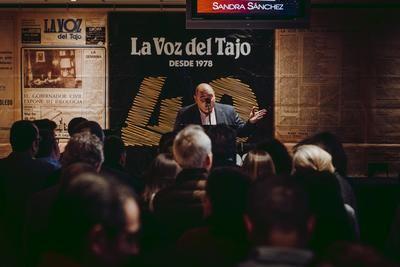 La mirada de Valeria Cassina y La Voz del Tajo (II)