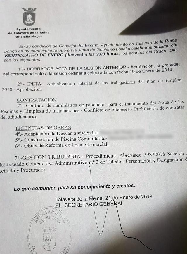 Ramos echa más tierra al 'caso cloro'
