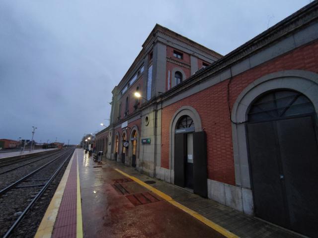 LOCAL | El Pacto del Ferrocarril presentará alegaciones para desarrollar la vía convencional