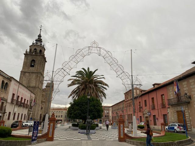 Plaza del Pan   Foto: Paula Alfayate - La Voz del tajo
