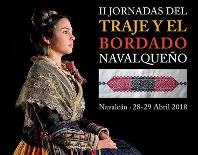 Navalcán celebra las 'II Jornadas del traje y el bordado'