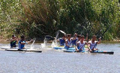 Talavera acoge este fin de semana la I Copa España Media Maratón de Piragüismo