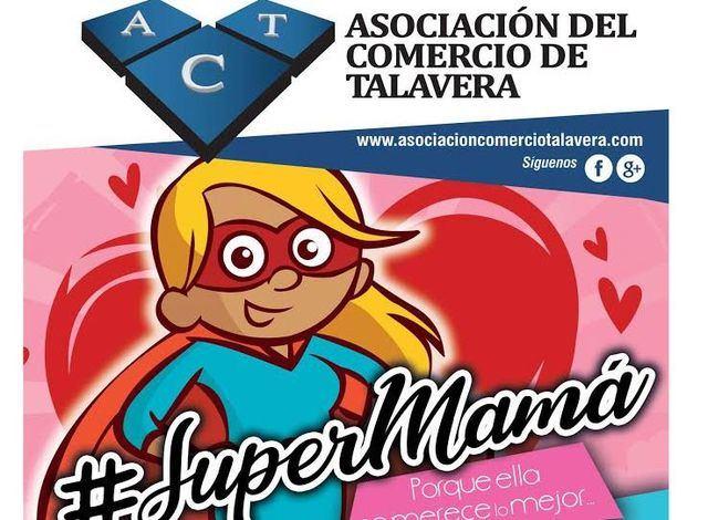 La ACT pone en marcha la campaña #supermamá