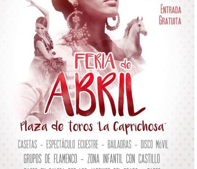 'La Caprichosa' se convierte en una gran caseta para la I Feria de Abril talaverana