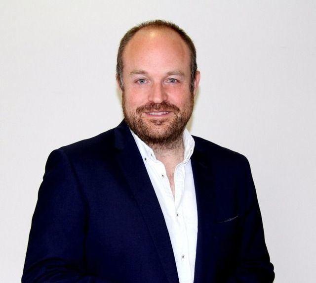El secretario de Organización de Ciudadanos en la Castilla-La Mancha, Alejandro Ruiz