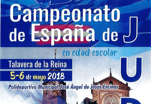 Talavera acoge el Campeonato de España de Judo con 700 participantes