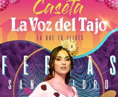 HABEMUS CASETA   La Voz del Tajo no falta a su cita con las Ferias de San Isidro