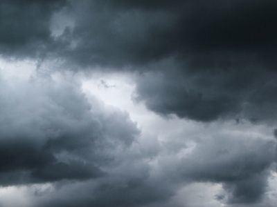 El fin de semana estará marcado por la inestabilidad y las tormentas