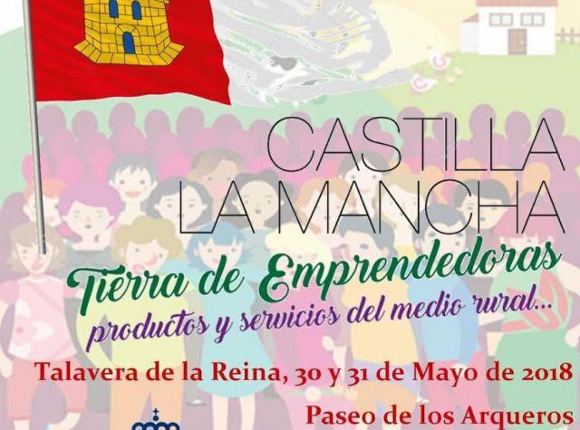 FADEMUR organiza 'Tierra de Emprendedoras' en Talavera con motivo del Día de la Región