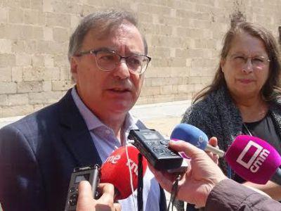 El PSOE achaca las afirmaciones de Tirado al 'nerviosismo' que el PP está demostrando también a nivel nacional
