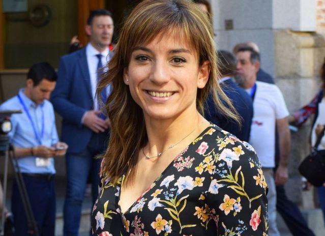 La talaverana Sandra Sánchez, Premio Nacional del Deporte 2017