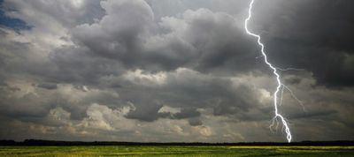Castilla-La Mancha estará este sábado en riesgo por tormentas y precipitaciones