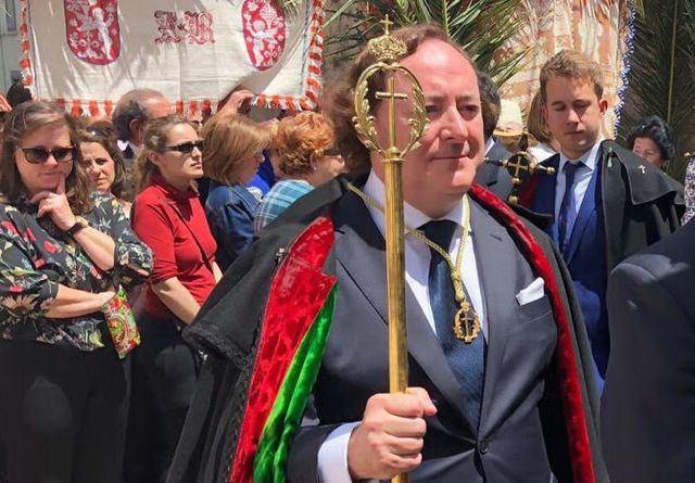 Lagartera impulsa el valor patrimonial del Corpus Christi de la mano de Tomás Alía
