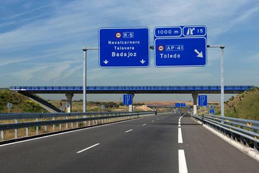 La autopista 'rescatada' Toledo-Madrid dispara hasta un 24,6% su tráfico tras bajar el peaje