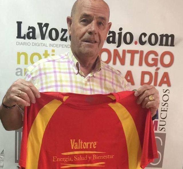 Empieza el Mundial y... Valtorre y La Voz del Tajo siguen regalando camisetas