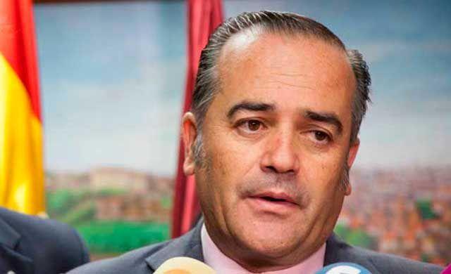 El delegado del Gobierno en Castilla-La Mancha José Julián Gregorio