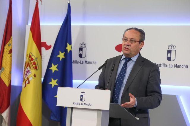 El Gobierno regional apuesta por el diálogo social para el plan de recuperación económica