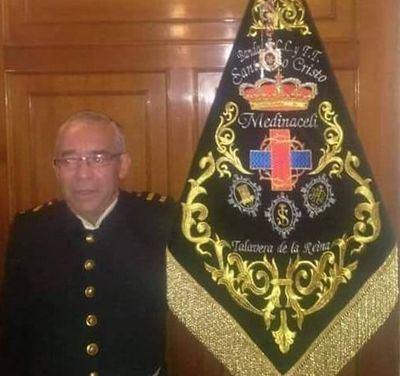 Fallece Jesús Millán, socio fundador de la Asociación Cultural Banda de Cornetas y Tambores de Talavera