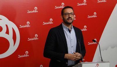 El secretario de Organización del PSOE de Castilla-La Mancha, Sergio Gutiérrez, en una imagen de archivo