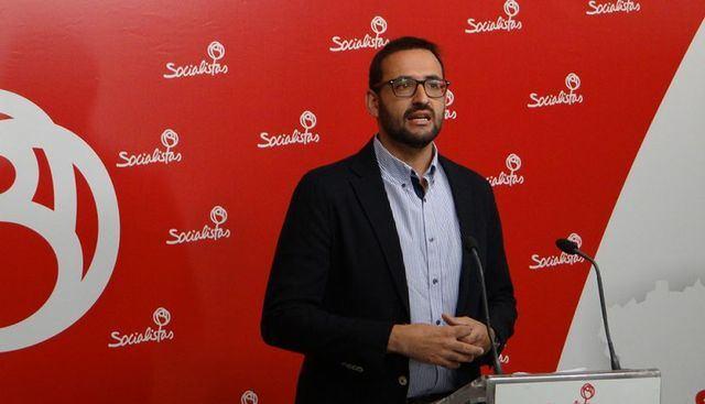 """Sergio Gutiérrez: """"García-Page está consiguiendo reducir las desigualdades que aumentaron con el gobierno de Cospedal"""""""