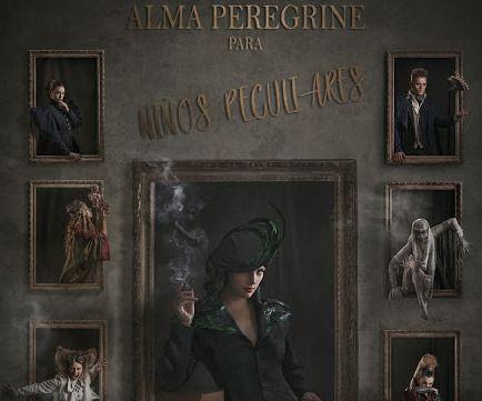 ADAE ALMA presenta el musical 'El hogar de Alma Peregrine para niños peculiares'