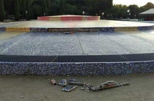 Preocupación por nuevos actos vandálicos en los Jardines del Prado y la situación de la Policía Local