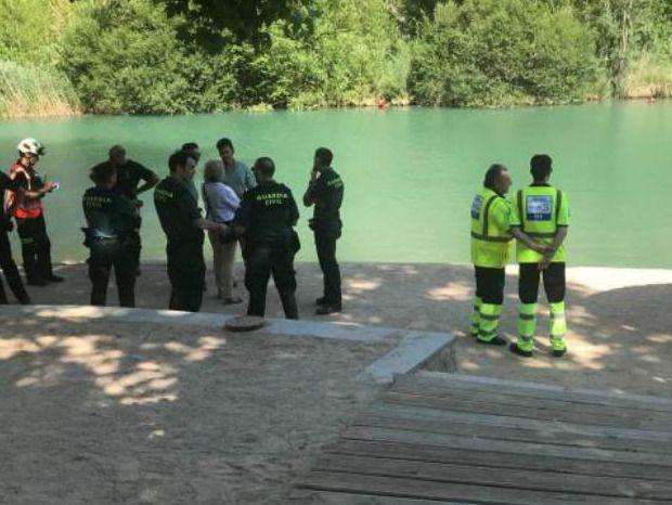Encuentran en el río Júcar el cadáver de la mujer desaparecida en la Playa Artificial de Cuenca