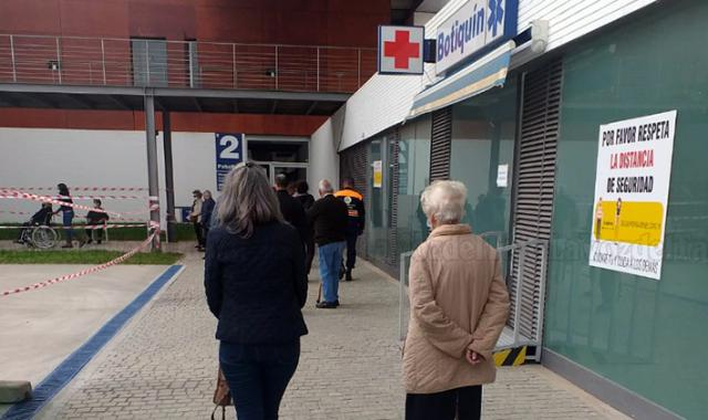 RÉCORD   El ritmo de vacunación no para en Talavera