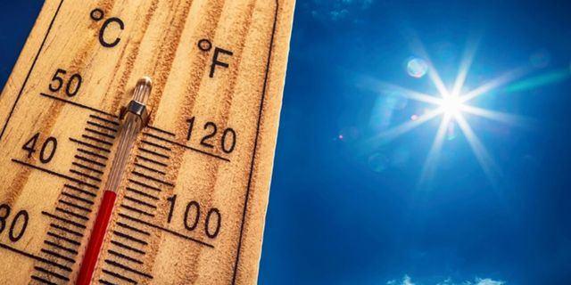 Aviso naranja por altas temperaturas en la Sierra de San Vicente