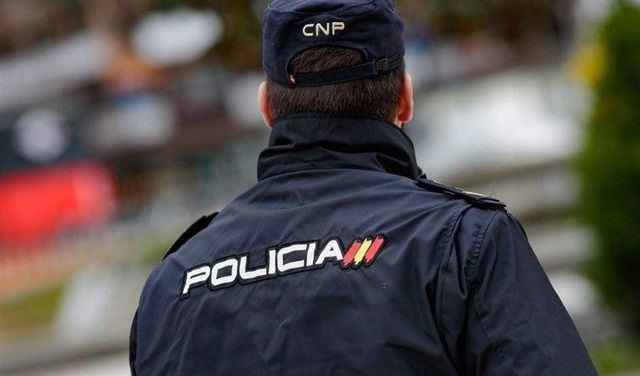 Tres detenidos por robo con violencia en el recinto ferial de la Peraleda