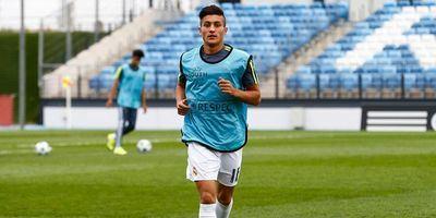 Óscar Rodríguez podría ser cedido al Leganés tras su renovación con el Real Madrid