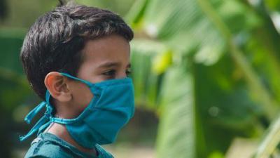 COVID-19   Los pediatras alertan sobre un extraño