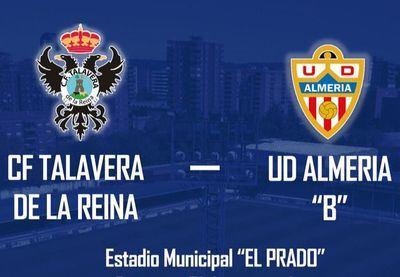 El primer partido en casa, el Talavera busca la victoria ante el Almería B