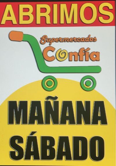 'Confía' abre un nuevo supermercado en el centro de Talavera