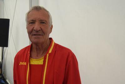 Antonio Mohedano se cuelga la cuarta medalla en el Campeón del Mundo