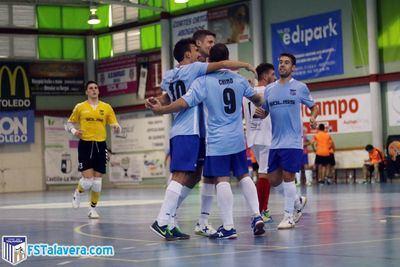 El Soliss FS Talavera ya tiene rival para la Copa del Rey