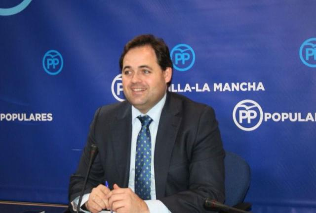 Paco Núñez: 'Page quería salir corriendo del debate'