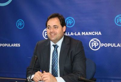 Francisco Núñez será el sucesor de Cospedal en la presidencia del PP CLM