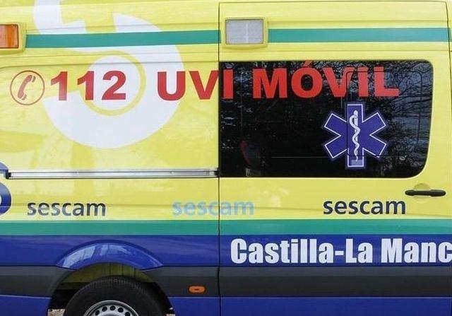 Herida una trabajadora tras caer desde una altura de tres metros en Manzanares