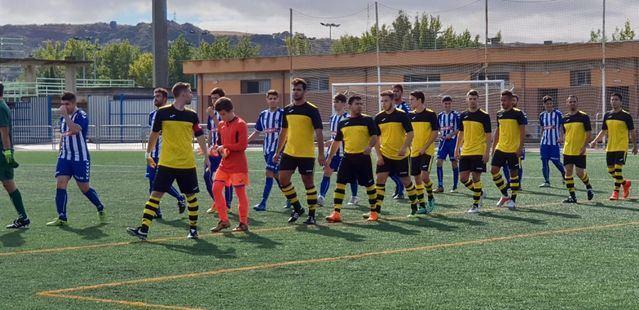 Derbi talaverano entre CF Talavera y el Ciudad de Talavera