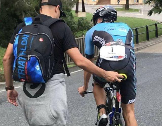 El talaverano Fernando Alarza se retira por lesión del Challenge de Peguera
