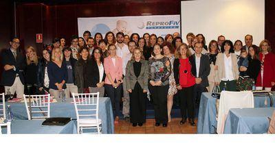 Reprofiv organiza con gran éxito la III Reunión Nacional de Reproducción Asistida