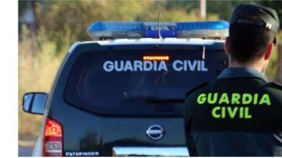 Agente Guardia Civil / Archivo