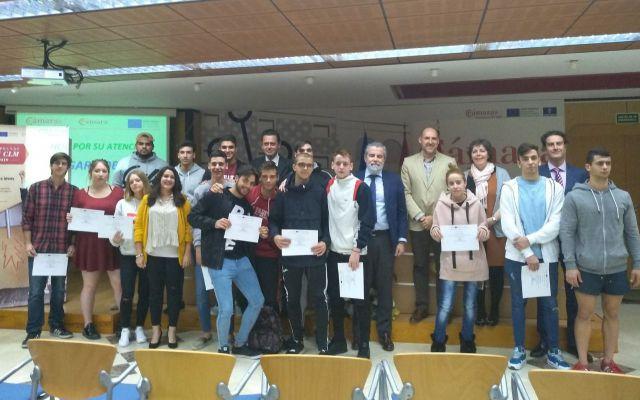 24 jóvenes talaveranos se benefician del programa 'Emprende Joven CLM'